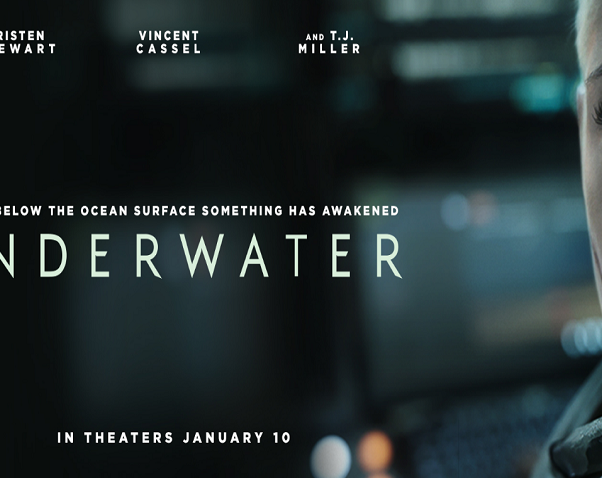 REVIEW - UNDERWATER