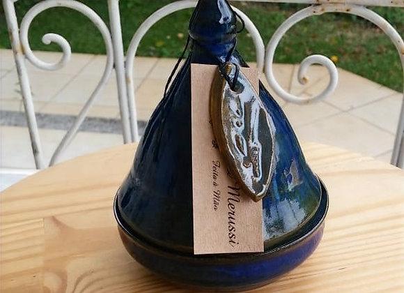Saleiro Marroquino Blue