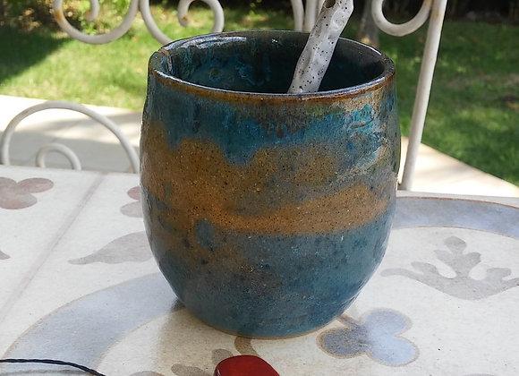 Copo Bojudo para Chá com recorte lateral