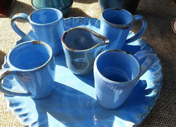 Conjunto Blue Café