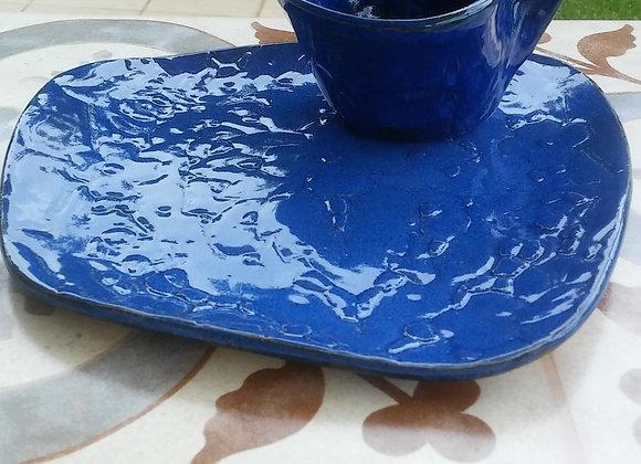 Conjunto Blue Gota