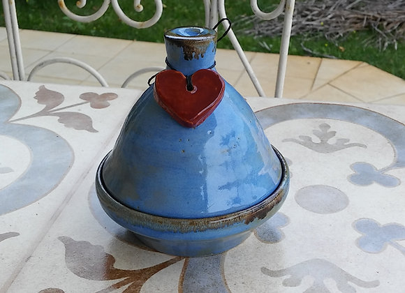Saleiro Blue  ( Tagine )