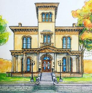 The Pepin Mansion