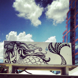 Forecastle Live Painting, 2013