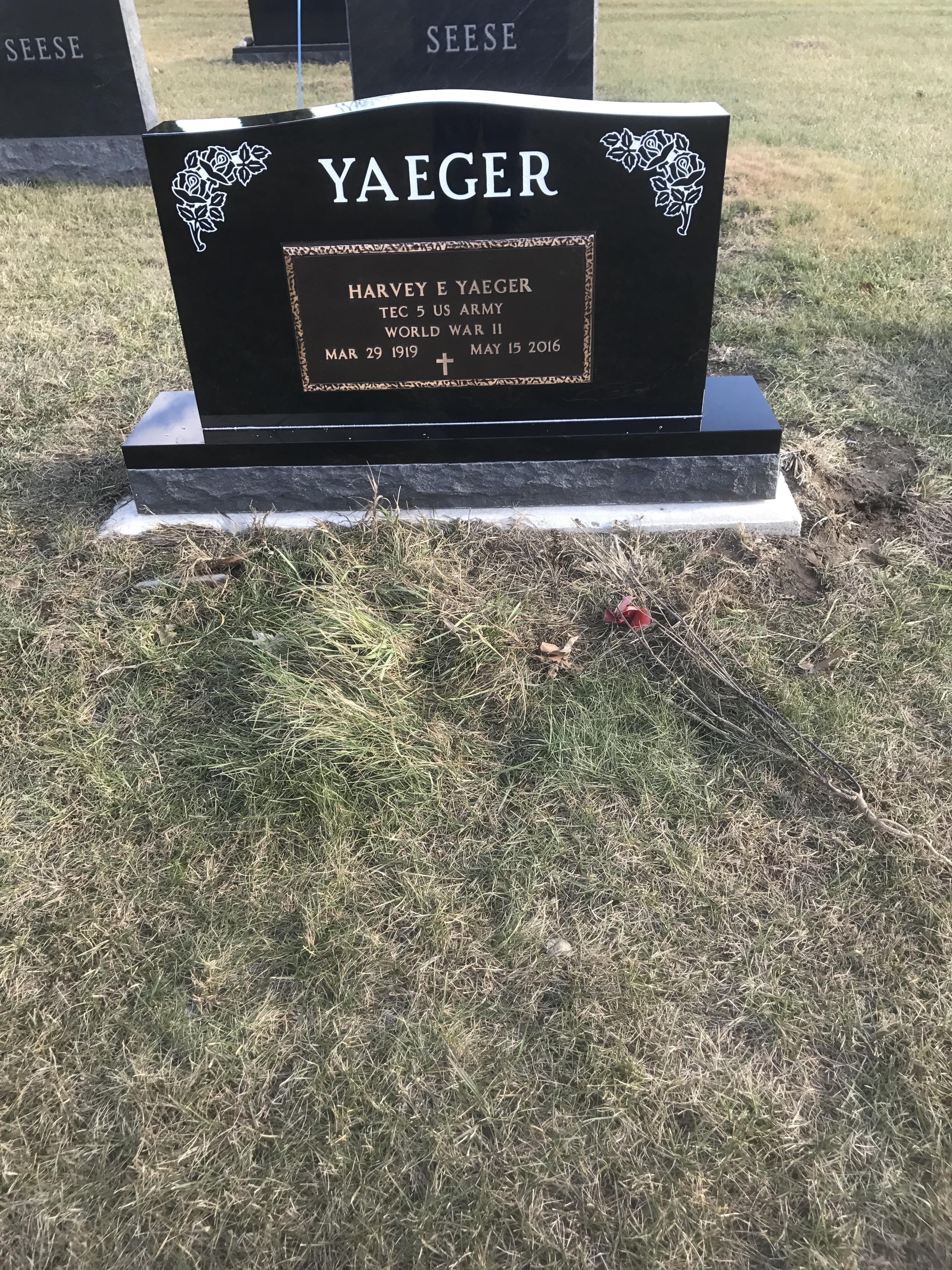Yaeger Back