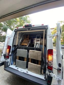 Mover's Van