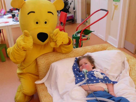 Supporting local UK charities - Zoë's Place Baby hospice