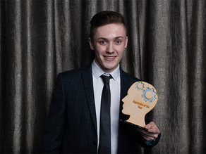 Fortec's Harry Is Apprentice Of The Year In Northamptonshire Logistics Awards