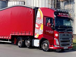 Yorkshire entrepreneur Charles Morgan continues to build logistics business