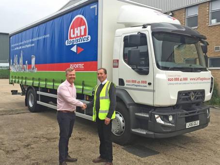 LHT Logistics gains Silver FORS Accreditation