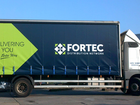 Les Smith Haulage joins the Fortec Distribution Network