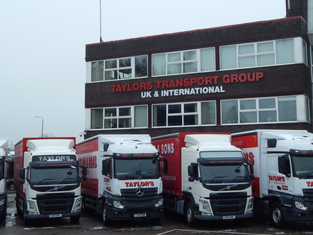 B Taylor & Sons Transport Joins The Fortec Distribution Network