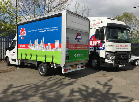 FORS Accreditation Opens Up New Business For Fortec Member LHT Logistics