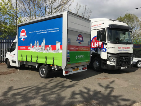 FORS Accreditation Opens Up New Business for Member LHT Logistics