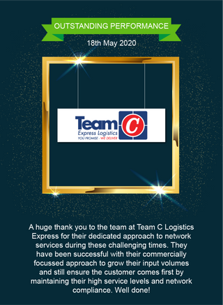 Team C Express Logistics