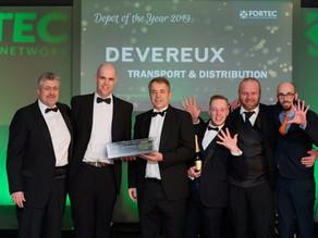 UK logistics sector celebrated at awards