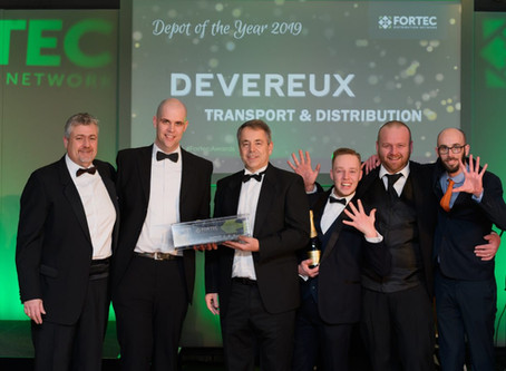 UK logistics sector celebrated at awards
