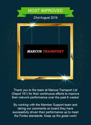 Marcus Transport