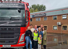 West Yorkshire Logistics firm scoops top award