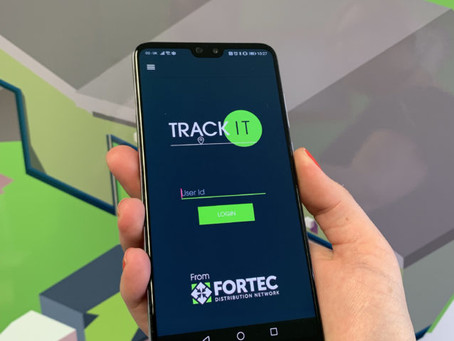 Pallet scanning app officially launched during National Lorry Week