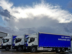 Les Smith Haulage Lays Foundations For Future Growth