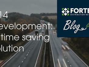 A14 development: A time saving solution