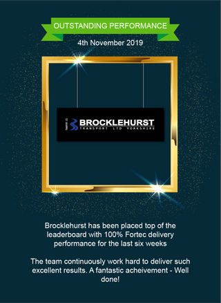 Brocklehurst Transport