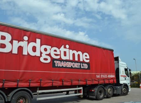Bridgetime Transport toasts ten years of success with Fortec