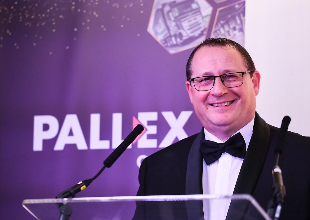 Pall-Ex Group CEO Kevin Buchanan