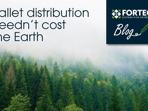 Pallet Distribution Needn't Cost The Earth