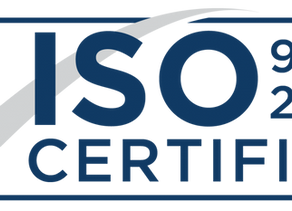 ISO Quality Management accreditation for Fortec Distribution Network