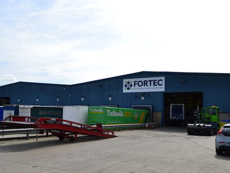 Fortec unveils £3 million expansion project at its Watford Gap hub