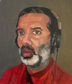 Portrait of Nihal Arthanayake