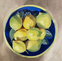 Lemons from my garden