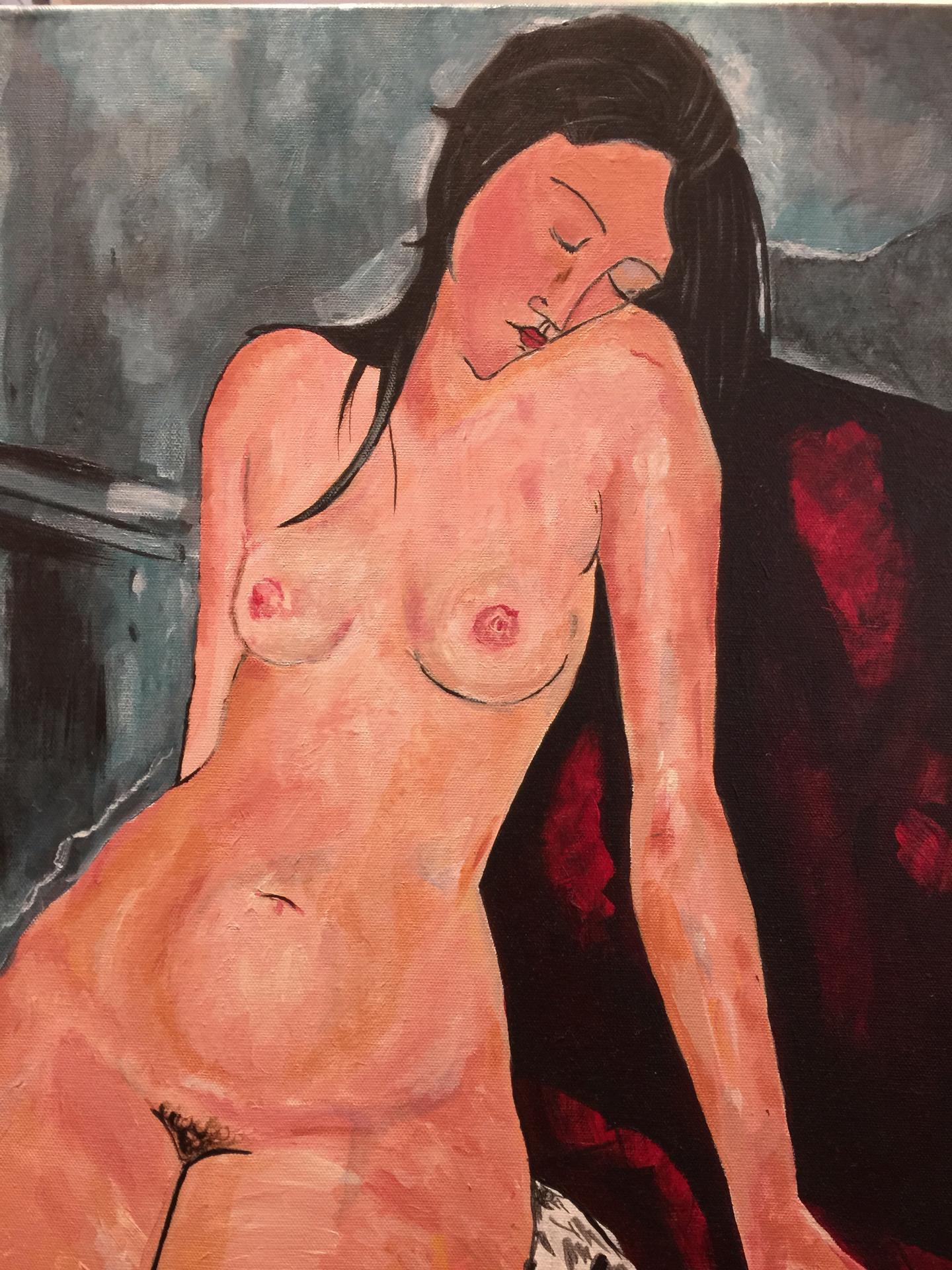 Modigliani study