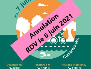 Edition 2020 annulée