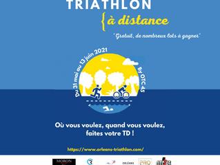 Triathlon à distance 2021 by OTC45