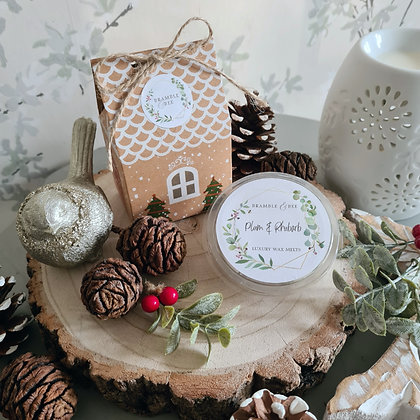 Wax Melt House Gift Box - Winter Collection