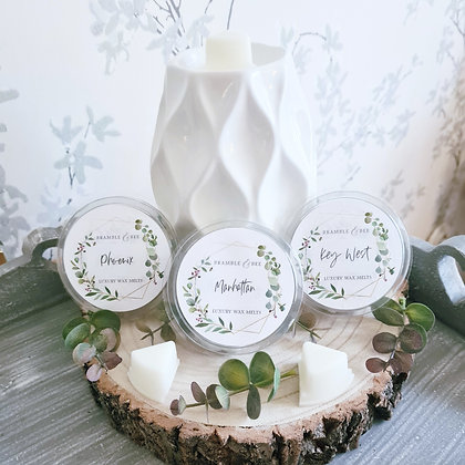 Luxury Wax Melts - Masculine Collection