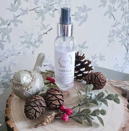 Luxury Room & Linen Spray - Winter Collection