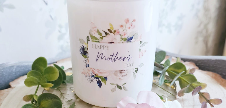 Mother's Day Luxury Candle
