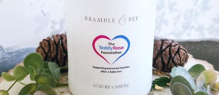 TeddyRose Luxury Candle
