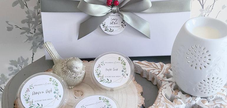 Wax Melt & Wax Burner Gift Box