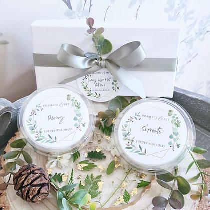 Wax Melt Gift Box - 2 Pods