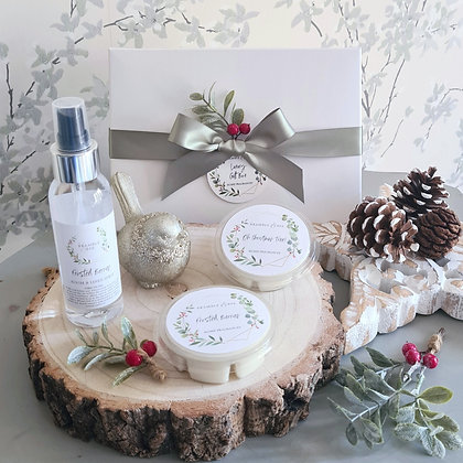 Wax Melt & Room Spray Gift Box - Winter Collection