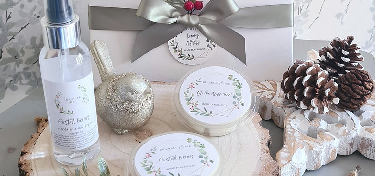 Wax Melt & Room Spray Gift Box - Winter Collection