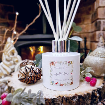 Luxury Reed Diffuser - Winter Edition