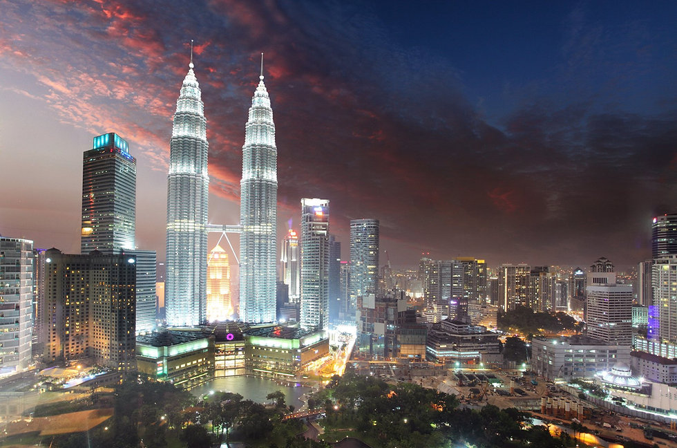 KLCC Front Page