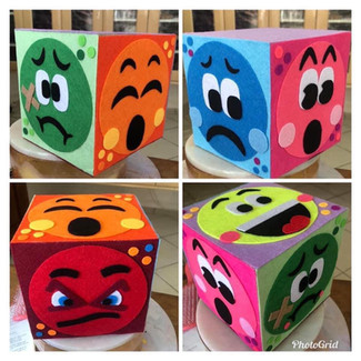 Emotions Cubes