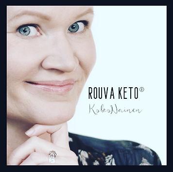 Rouva Keto kokonainen verkkovalmennus mainoskuva.
